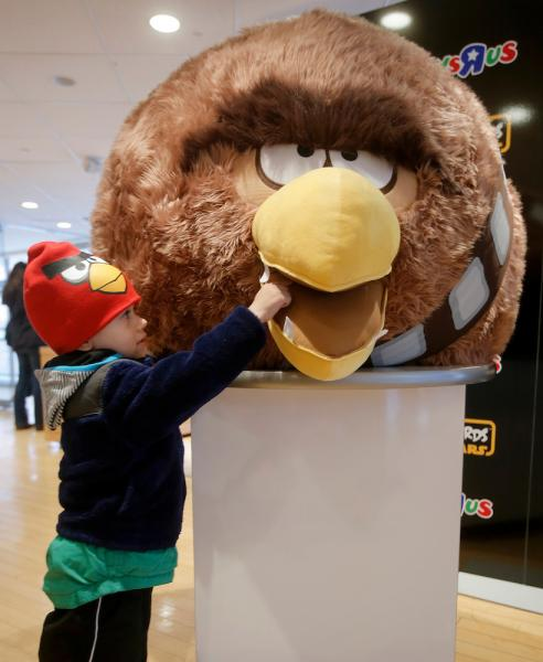 Angry Birds Star Wars - Geekorner - 011