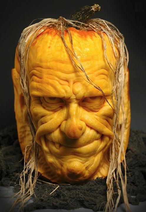 Citrouilles Halloween - Art Geek Horreur - Ray Villafane- 001