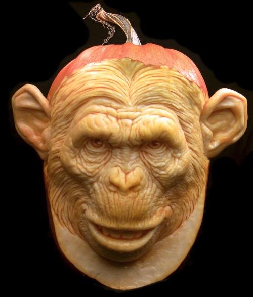 Citrouilles Halloween - Art Geek Horreur - Ray Villafane- 004