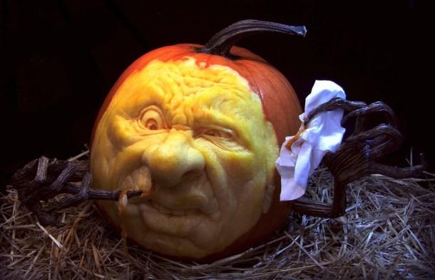 Citrouilles Halloween - Art Geek Horreur - Ray Villafane- 005