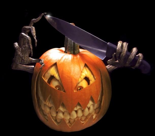 Citrouilles Halloween - Art Geek Horreur - Ray Villafane- 007