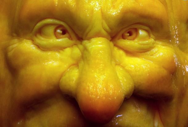 Citrouilles Halloween - Art Geek Horreur - Ray Villafane- 008