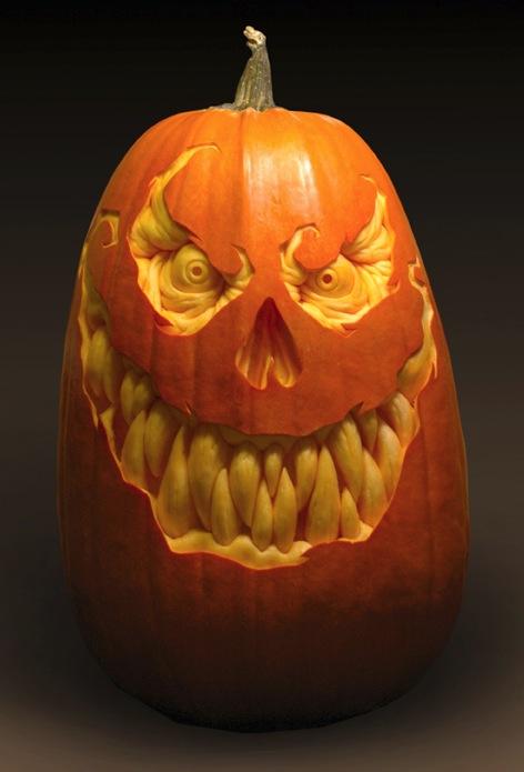 Citrouilles Halloween - Art Geek Horreur - Ray Villafane- 010