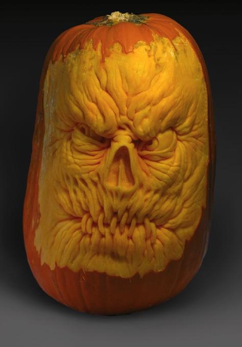 Citrouilles Halloween - Art Geek Horreur - Ray Villafane- 012