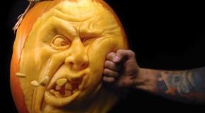 Le Maitre des Citrouilles d'Halloween – 40 Photos