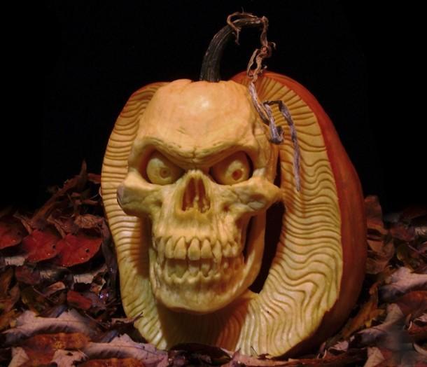 Citrouilles Halloween - Art Geek Horreur - Ray Villafane- 024