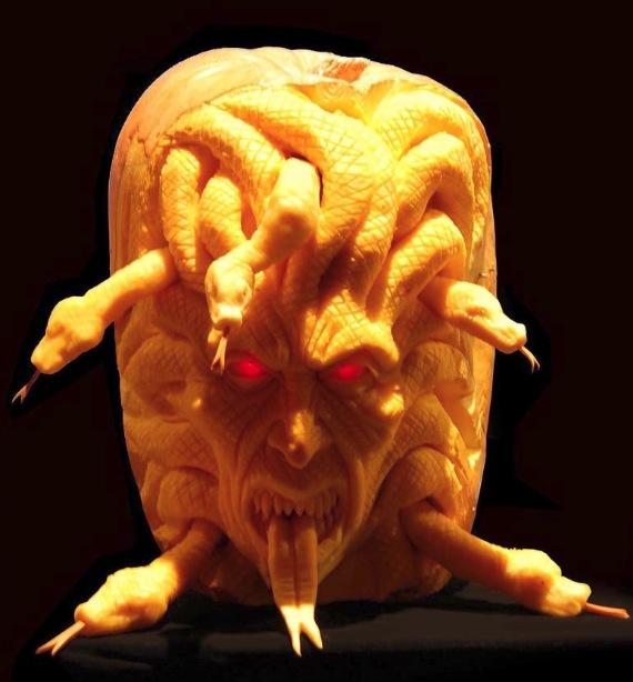 Citrouilles Halloween - Art Geek Horreur - Ray Villafane- 027