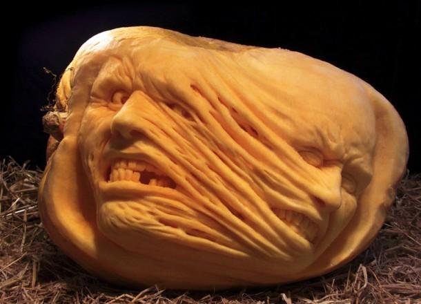 Citrouilles Halloween - Art Geek Horreur - Ray Villafane- 035