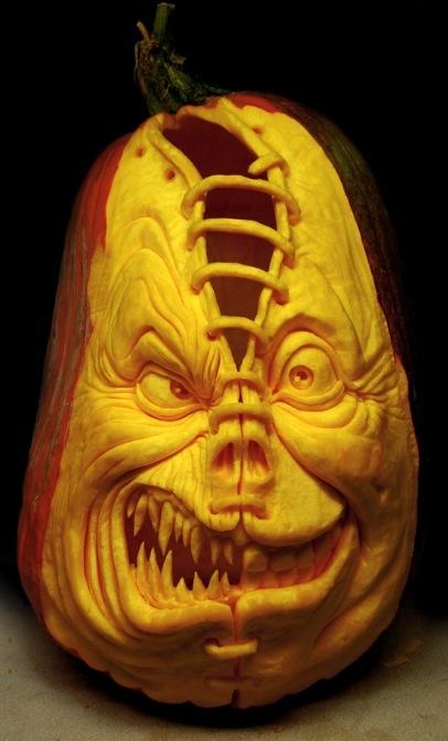 Citrouilles Halloween - Art Geek Horreur - Ray Villafane- 039