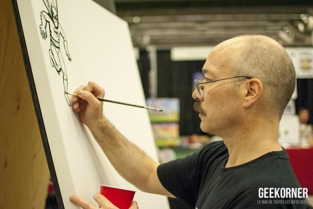 Collectif en Masse - Comiccon Montréal 2012 - Geekorner - 036