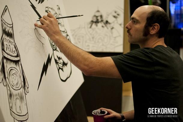 Collectif en Masse - Comiccon Montréal 2012 - Geekorner - 037