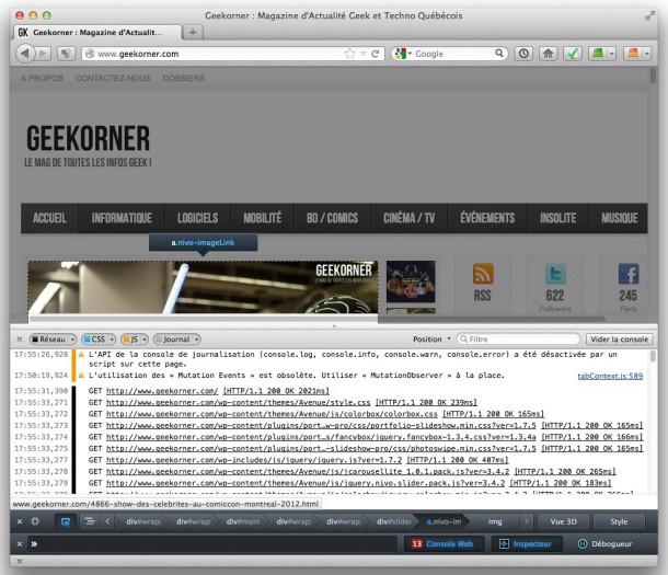 Firefox 16 Wallpaper - Geekorner  - 013