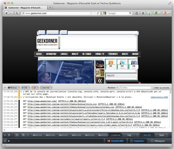 Firefox 16 Wallpaper - Geekorner  - 014