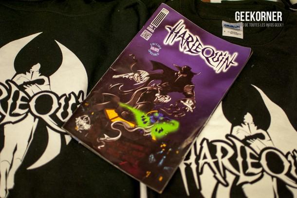 Harlequin - Comiccon Montréal 2012 - Geekorner - 049