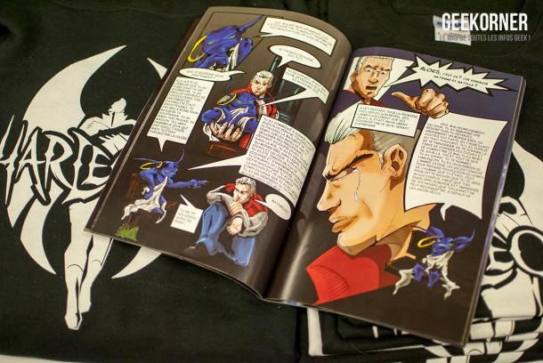 Harlequin - Comiccon Montréal 2012 - Geekorner - 050