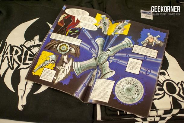 Harlequin - Comiccon Montréal 2012 - Geekorner - 051