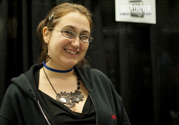 L'atelier du Lapin Vert - Comiccon Montréal 2012 - Geekorner - 018