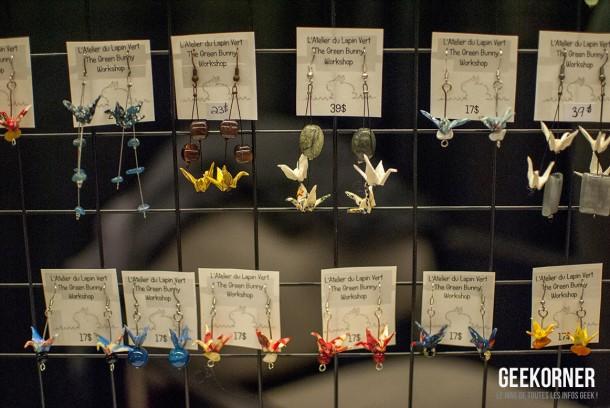 L'atelier du Lapin Vert - Comiccon Montréal 2012 - Geekorner - 022