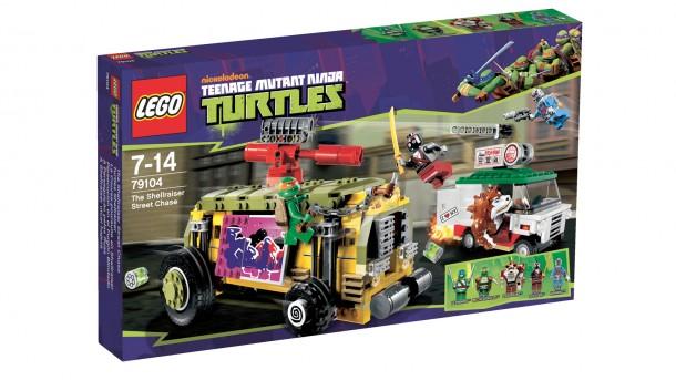 Lego Tortues Ninja 2013 - Geekorner - 013
