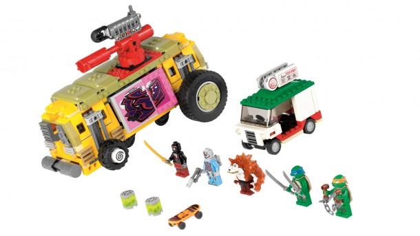 Lego Tortues Ninja 2013 - Geekorner - 018