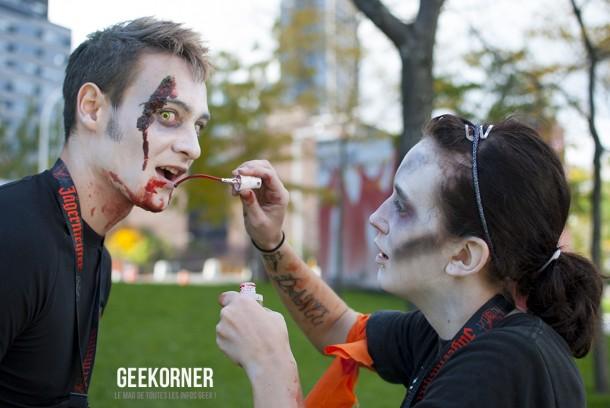 Marche Zombies Walk Montreal 2012 - Geekorner - 037