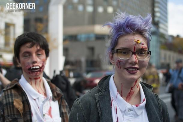 Marche Zombies Walk Montreal 2012 - Geekorner - 050