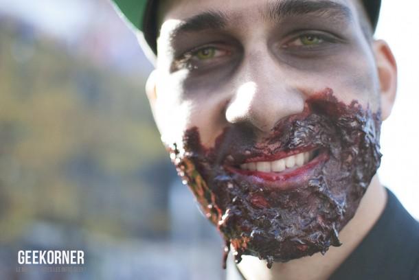 Marche Zombies Walk Montreal 2012 - Geekorner - 091