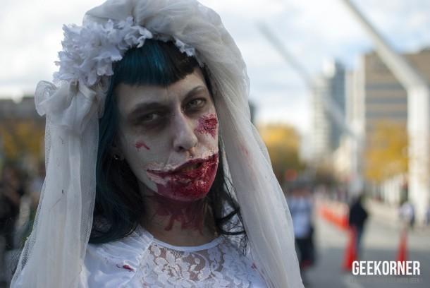 Marche Zombies Walk Montreal 2012 - Geekorner - 103