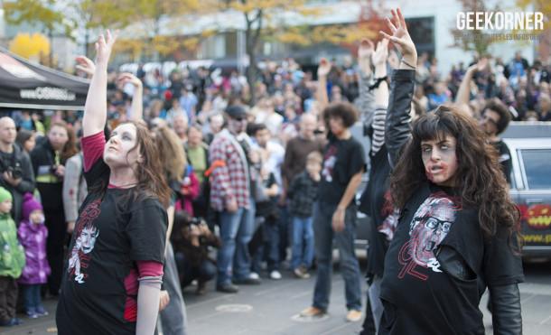 Marche Zombies Walk Montreal 2012 - Geekorner - 106