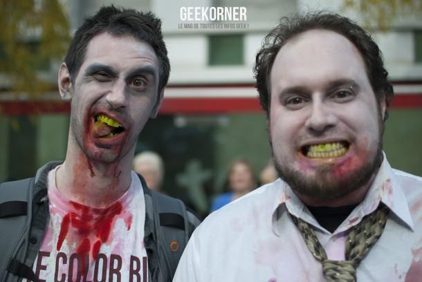 Marche Zombies Walk Montreal 2012 - Geekorner - 107