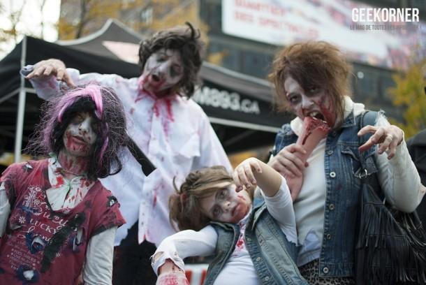 Marche Zombies Walk Montreal 2012 - Geekorner - 110