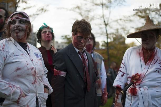Marche Zombies Walk Montreal 2012 - Geekorner - 117