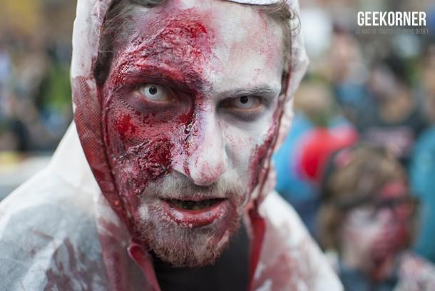 Marche Zombies Walk Montreal 2012 - Geekorner - 129