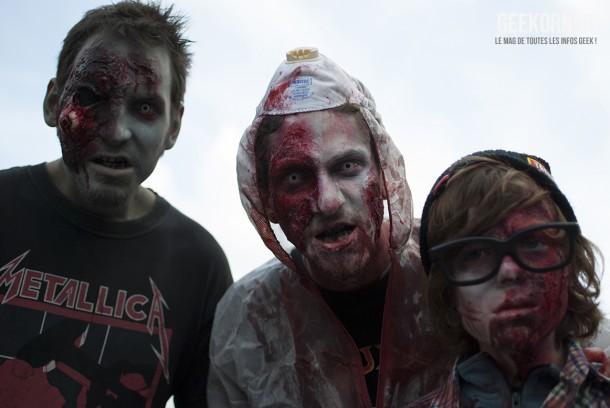 Marche Zombies Walk Montreal 2012 - Geekorner - 130