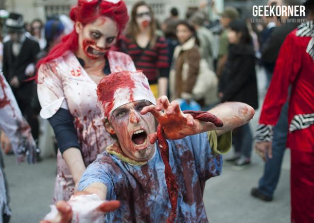 Marche Zombies Walk Montreal 2012 - Geekorner - 146