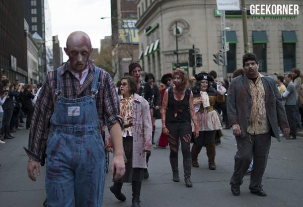 Marche Zombies Walk Montreal 2012 - Geekorner - 147