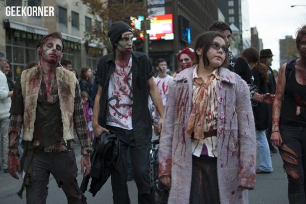 Marche Zombies Walk Montreal 2012 - Geekorner - 148