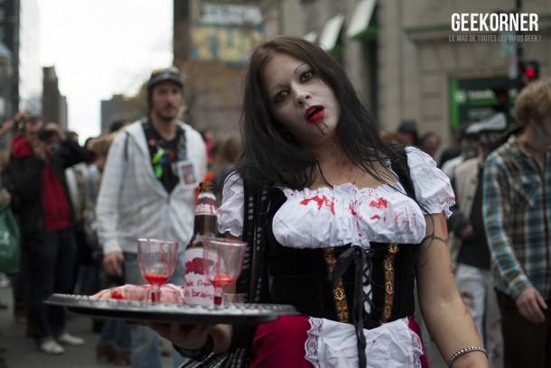 Marche Zombies Walk Montreal 2012 - Geekorner - 156