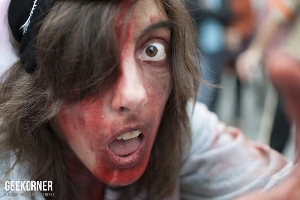 Marche Zombies Walk Montreal 2012 - Geekorner - 158