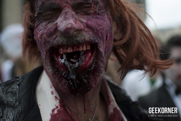 Marche Zombies Walk Montreal 2012 - Geekorner - 161