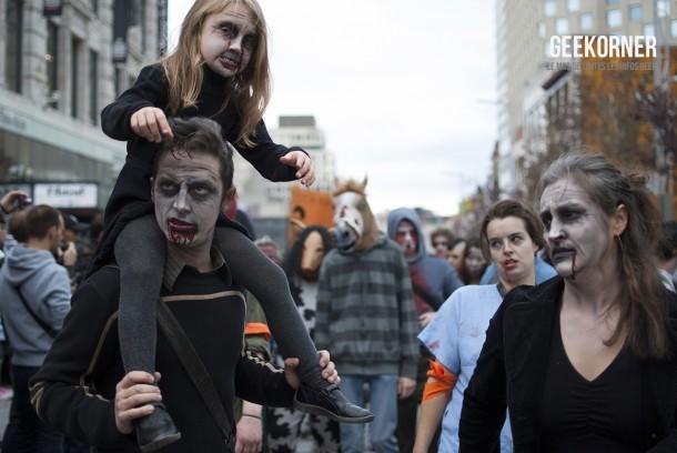 Marche Zombies Walk Montreal 2012 - Geekorner - 164