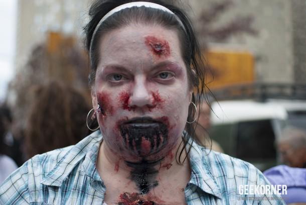 Marche Zombies Walk Montreal 2012 - Geekorner - 165