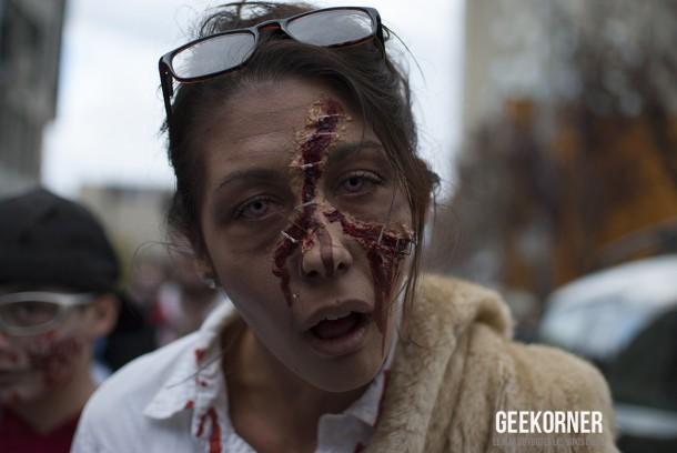 Marche Zombies Walk Montreal 2012 - Geekorner - 166