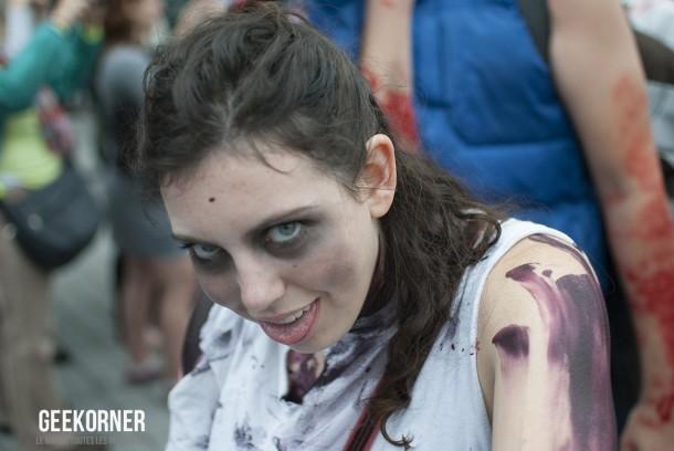 Marche Zombies Walk Montreal 2012 - Geekorner - 168
