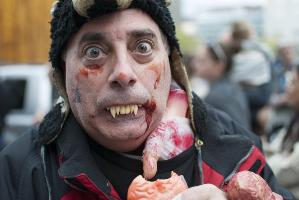 Marche Zombies Walk Montreal 2012 - Geekorner - 170