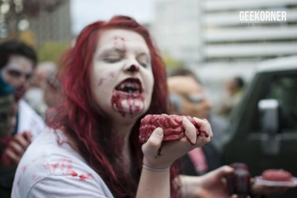 Marche Zombies Walk Montreal 2012 - Geekorner - 173