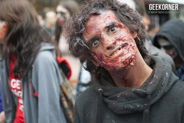 Marche Zombies Walk Montreal 2012 - Geekorner - 177
