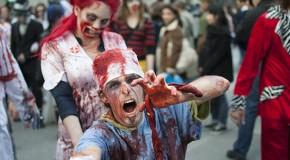 Photos de la Marche des Zombies de Montréal 2012