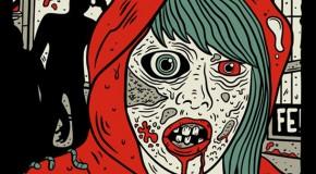 Marche des Zombies de Montréal 2012 [Rendez-Vous]