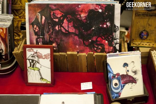 Marie-Noëlle Wurm - Comiccon Montréal 2012 - Geekorner - 033